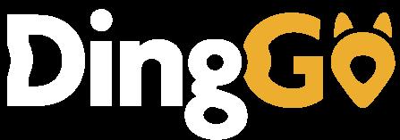 DingGo Logo Grey