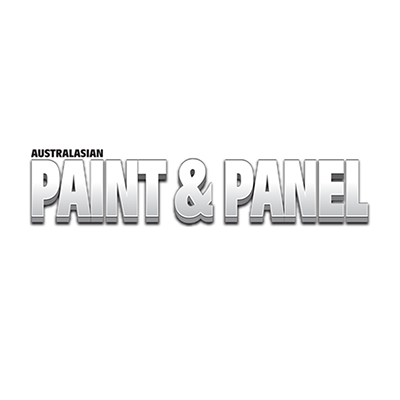 Paint and Panel Logo