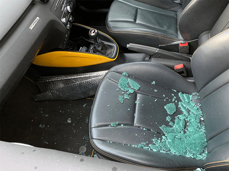 car break in prevention