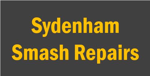Sydenham Smash Repairs Logo