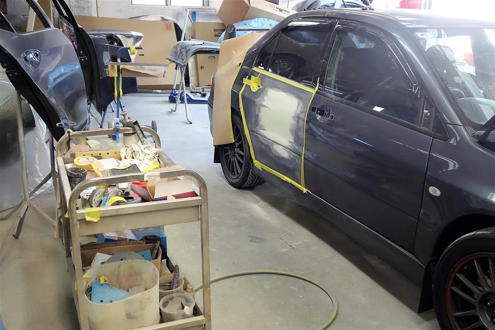 Sydenham Smash Repairs Photos
