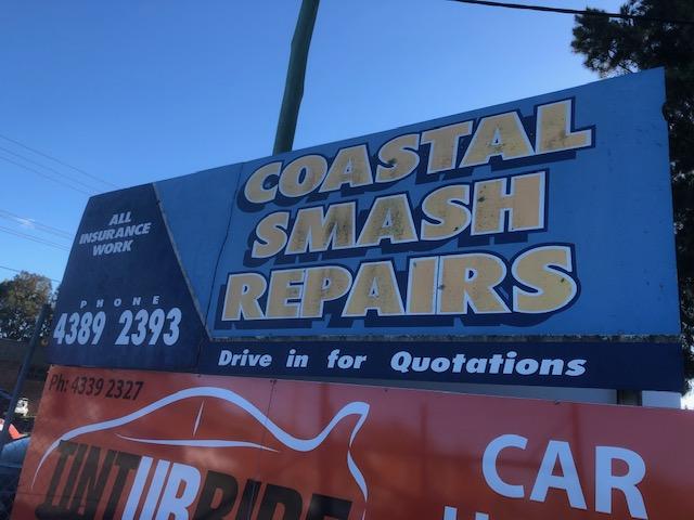 Coastal Smash Repairs Photos