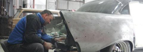 Dicker Motors Smash Repairs Photos