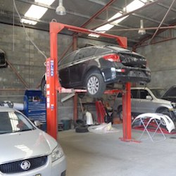 Dicker Motors Smash Repairs