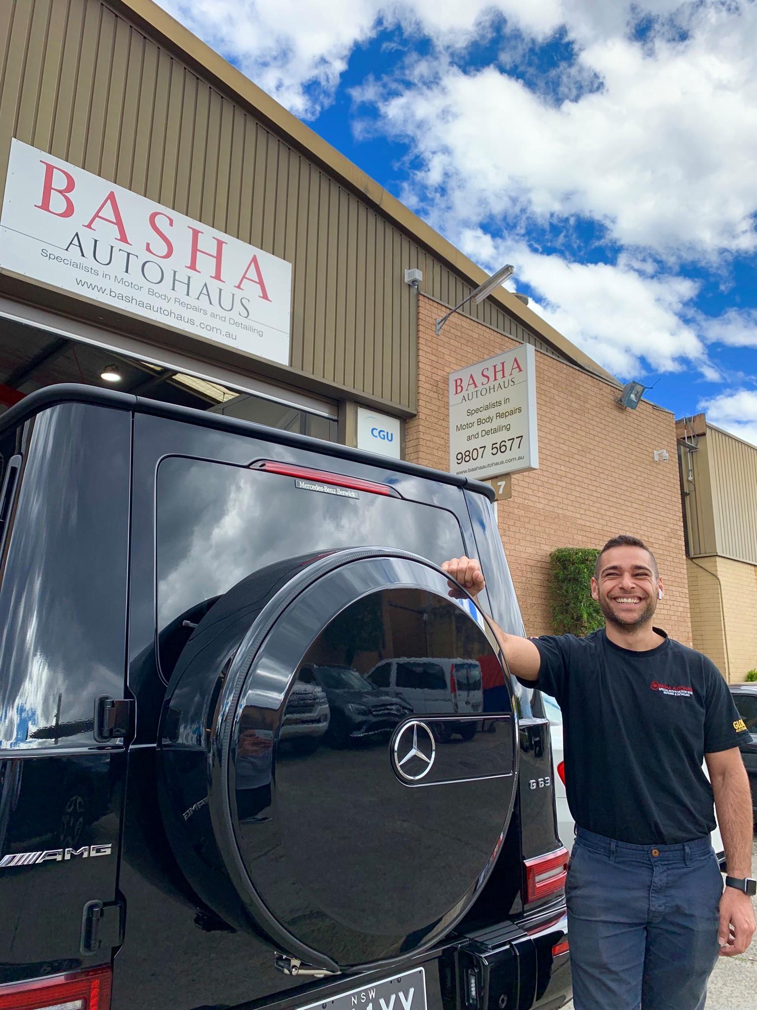 Basha Autohaus Photos