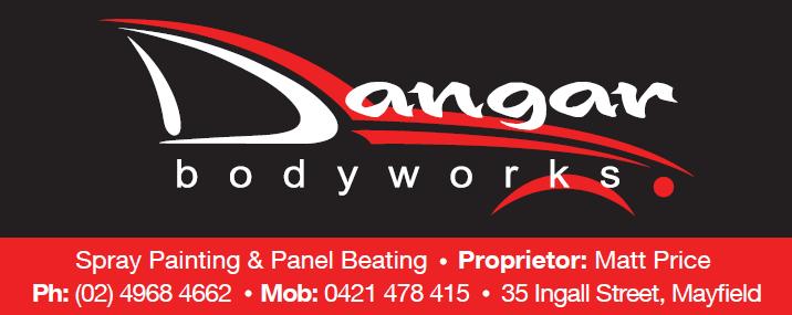 Dangar Bodyworks Logo