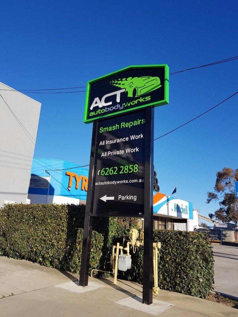 ACT Auto Body Works Photos