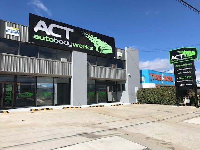 ACT Auto Body Works Photos