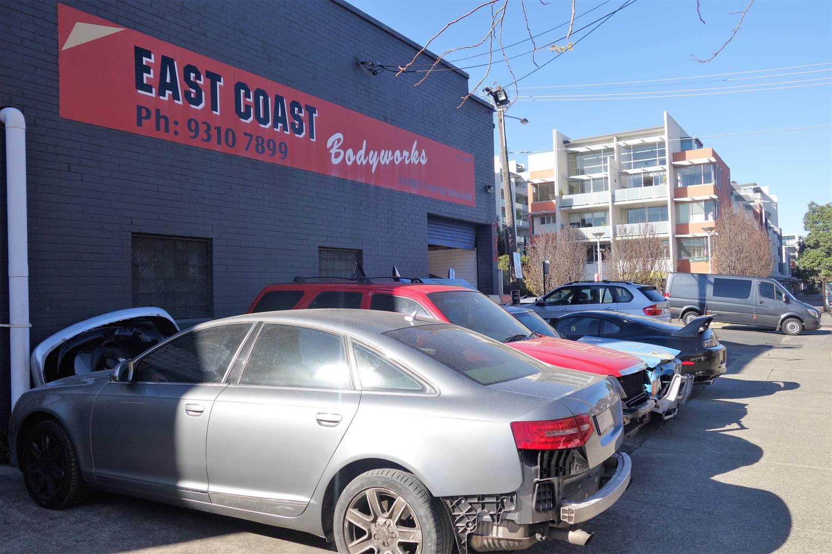 East Coast Bodyworks Photos