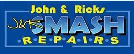 John & Ricks Smash Repairs Logo