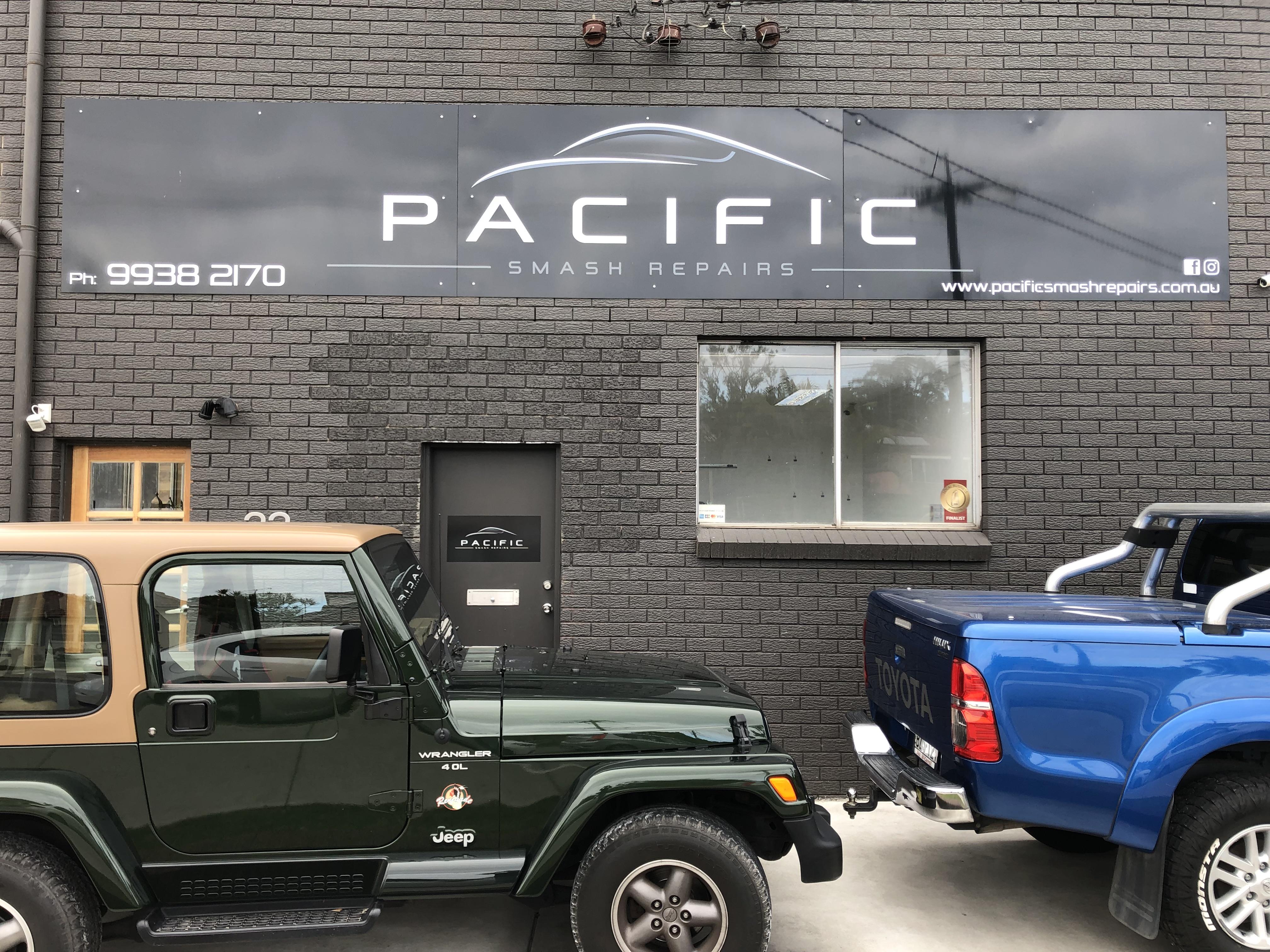 Pacific Smash Repairs Photos