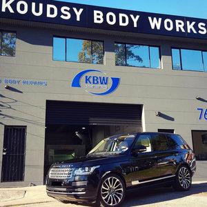Koudsy Body Works Photos