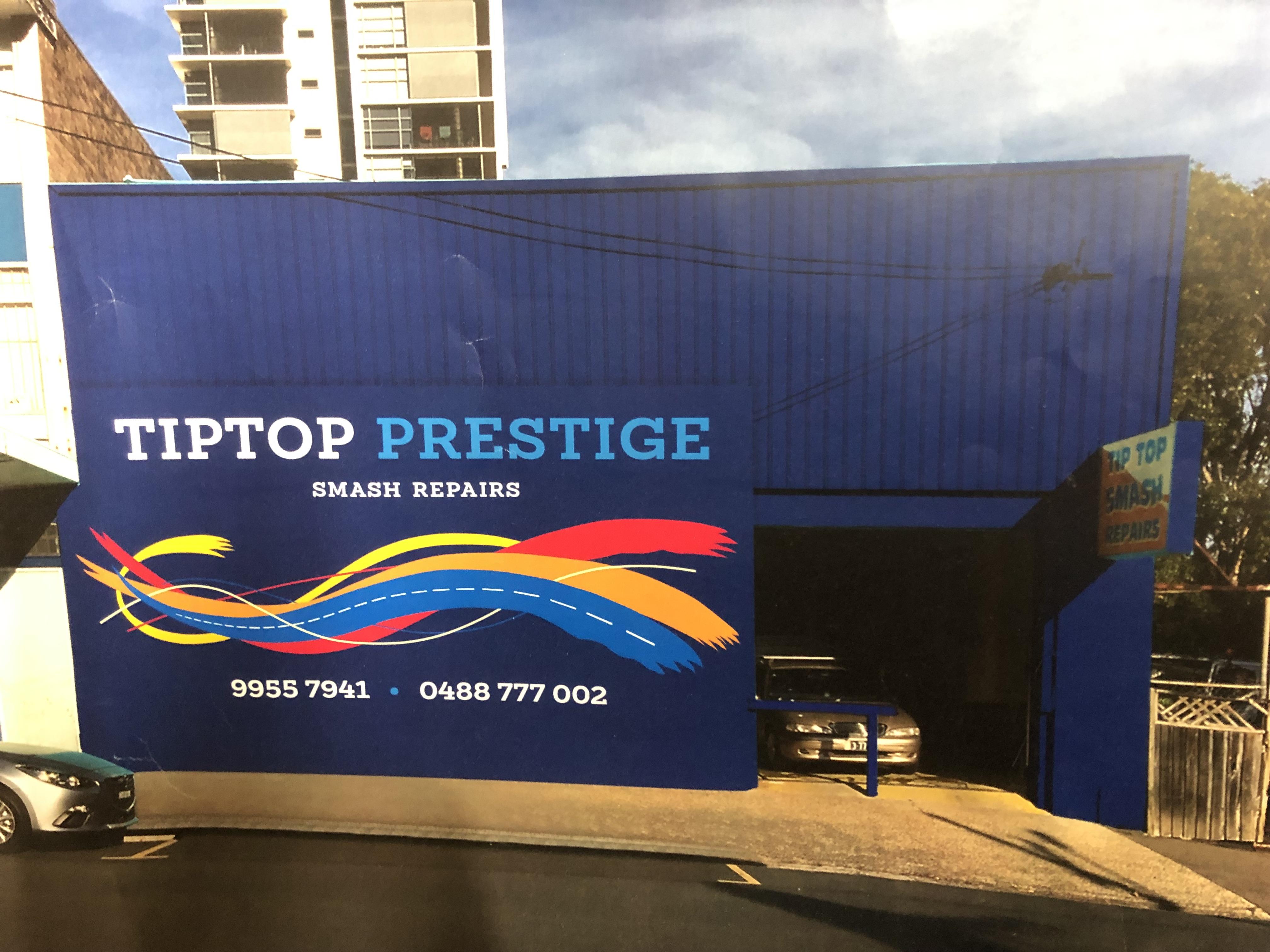 Tip Top Prestige Smash Repairs Photos