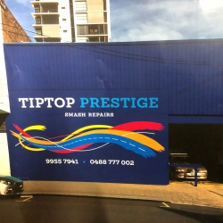 Tip Top Prestige Smash Repairs