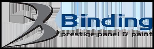 Binding Prestige Panel & Paint Logo