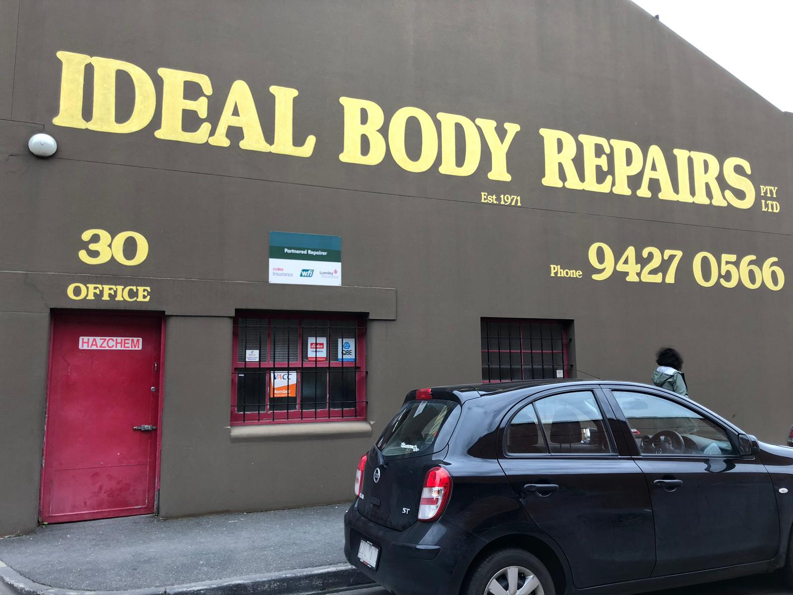 Ideal Body Repairs Photos
