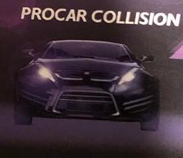 Procar Collision Repair Centre Logo