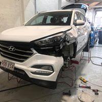 West Melbourne Smash Repairs Photos