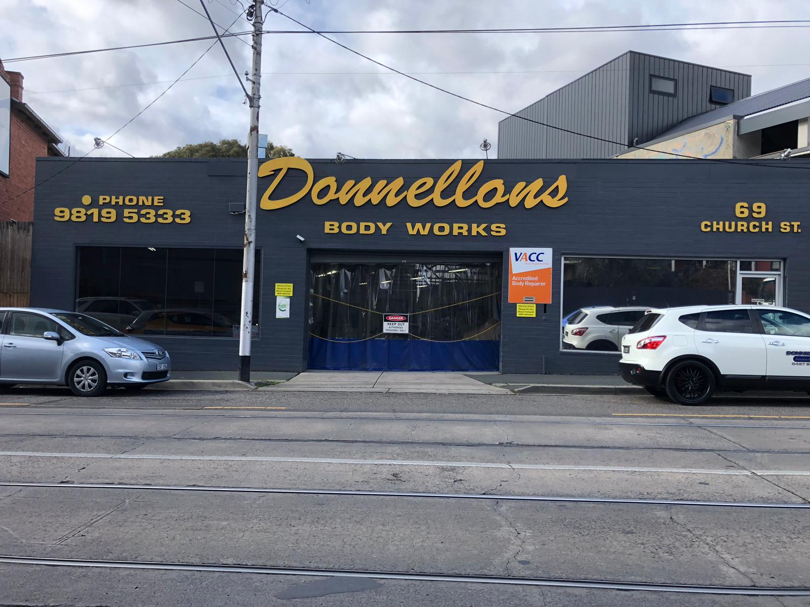 Donnellons Body Works Photos