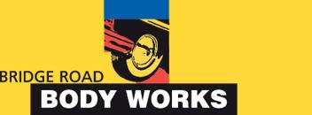 Bridge Road Body Works Logo