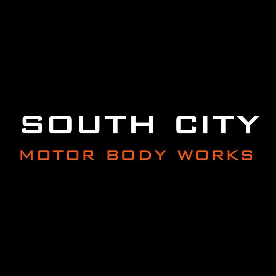 South City Motor Body Works Logo