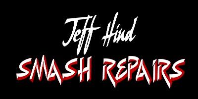 Jeff Hind Smash Repairs Logo
