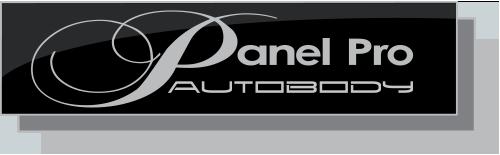 PanelPro Autobody Logo