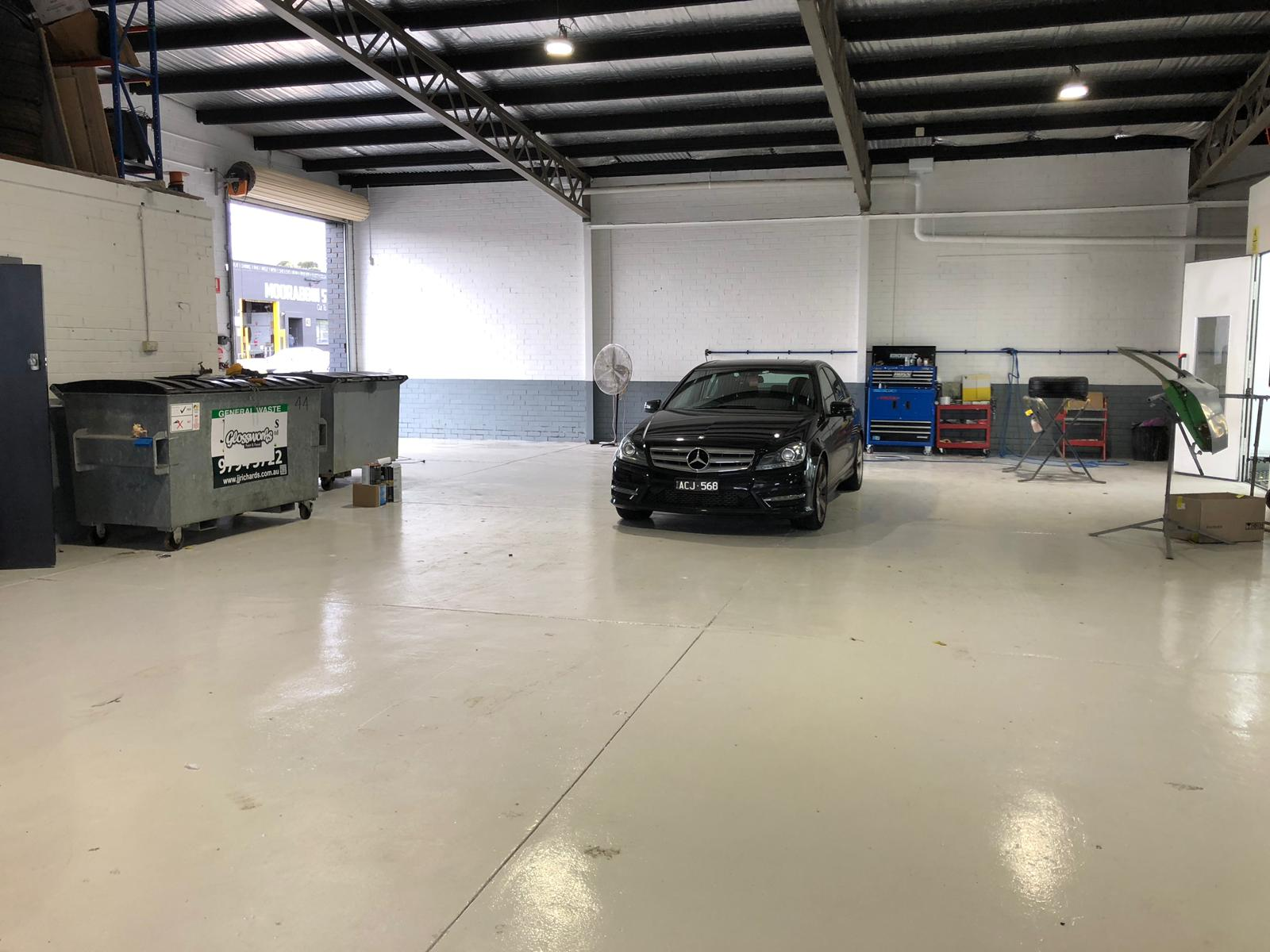 Glossworks Paint and Panel Photos