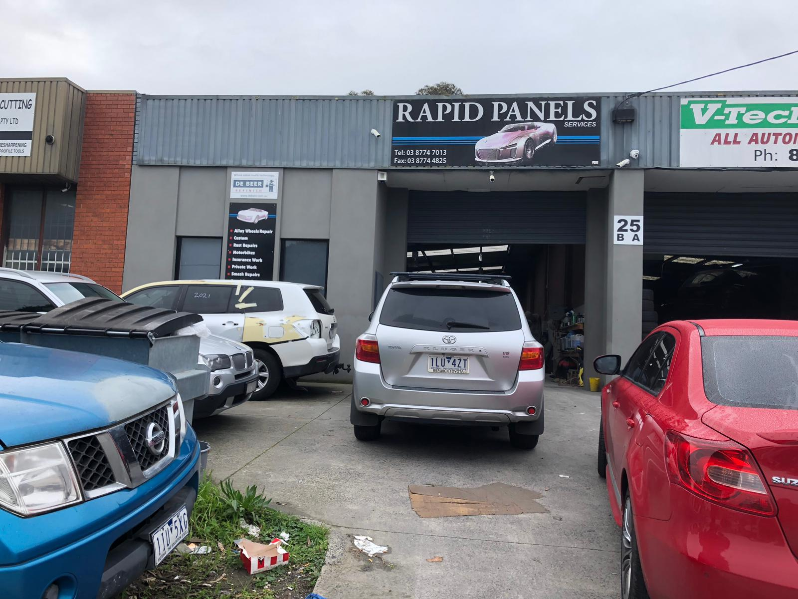 Rapid Panel Services  Photos