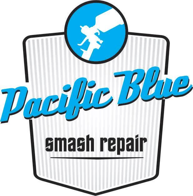 Pacific Blue Smash Repairs Pty Ltd Logo