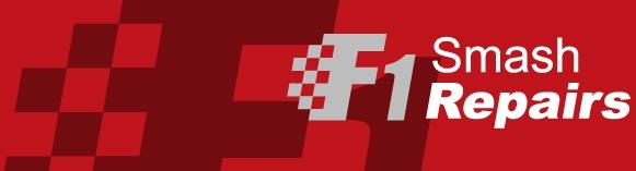 F1 Smash Repairs Logo