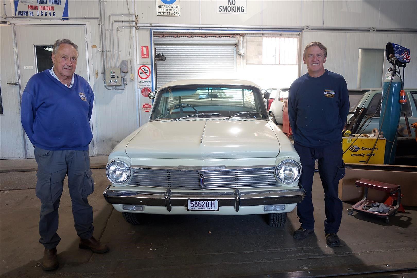 Tony Holden Smash Repairs Photos