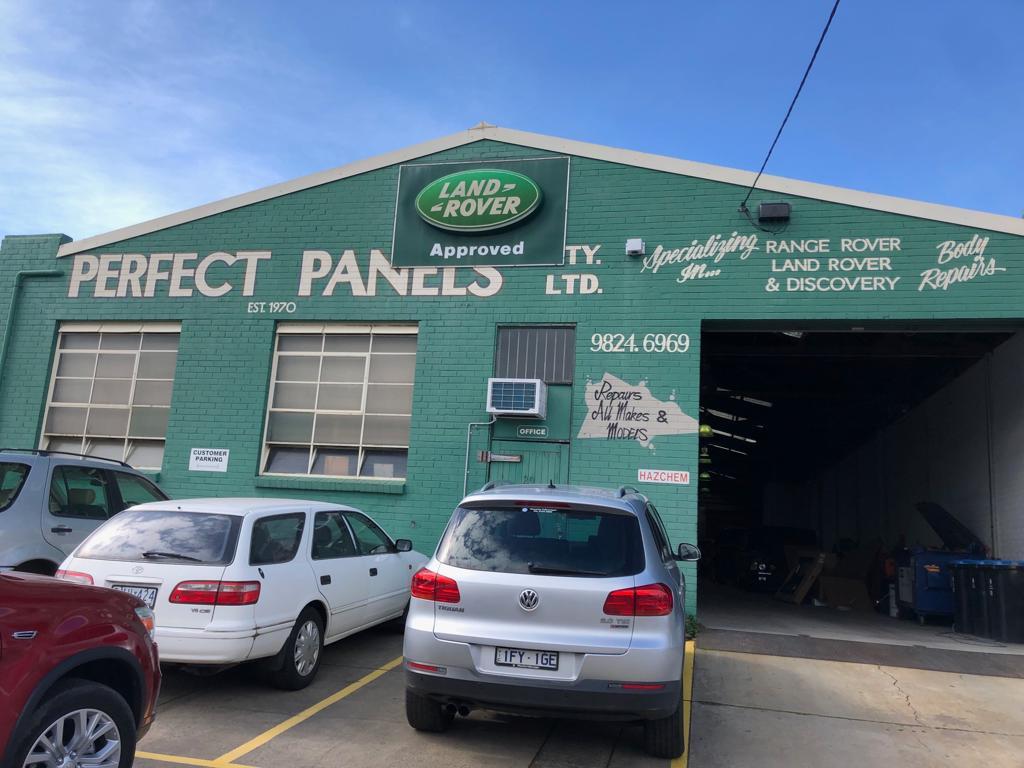 Perfect Panels  Photos