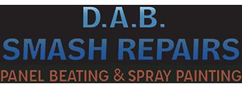 D.A.B. Smash Repairs Logo