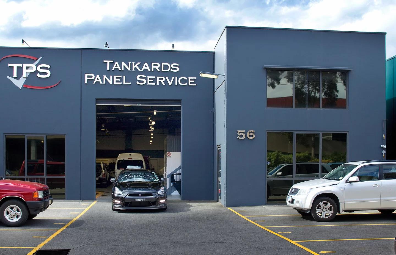 Tankards Panel Service  Photos