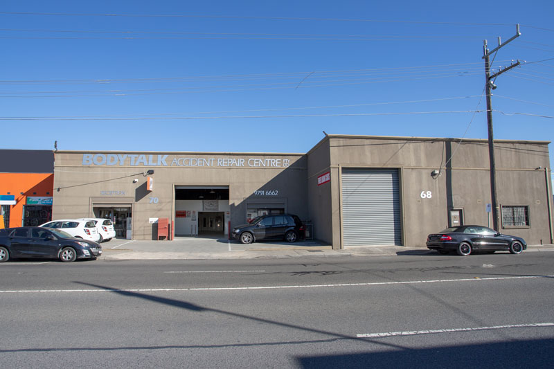 BodyTalk Accident Repair Centre Photos