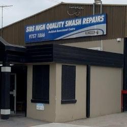 Sids High Quality Smash Repairs