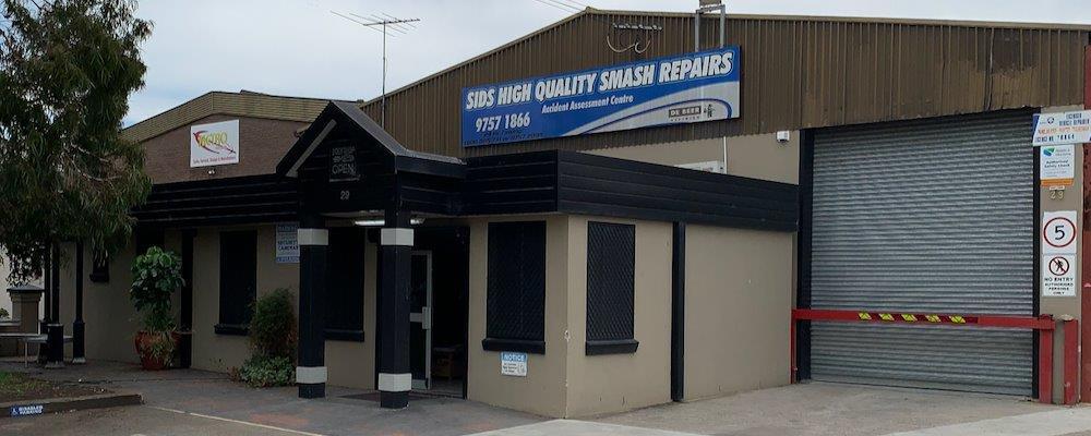 Sids High Quality Smash Repairs  Photos