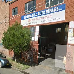 JD Smash & Auto Repairs