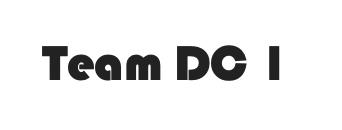 Team DC1 Logo