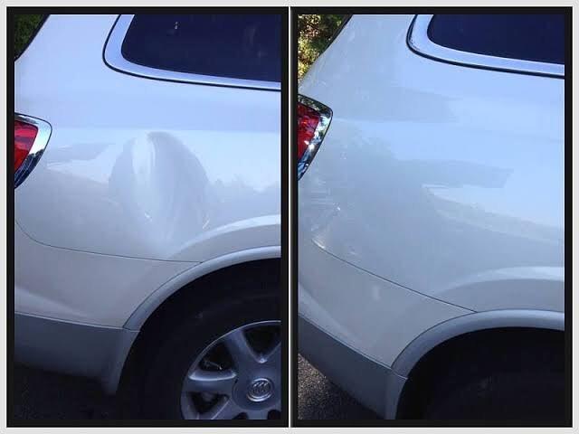 Mr Dents Paintless Dent Repairs Photos