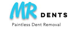 Mr Dents Paintless Dent Repairs Logo