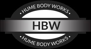 Hume Bodyworks Logo