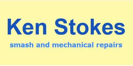 Ken Stokes Smash Repairs Logo