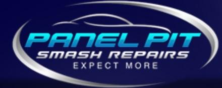 Panel Pit Smash Repairs Logo