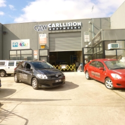Carllision Body Works Coburg