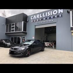Carllision Body Works Thomastown