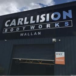 Carllision Body Works Wallan