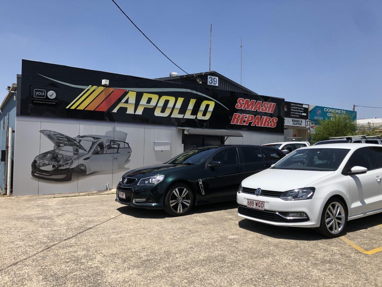 Apollo Smash Repairs Photos