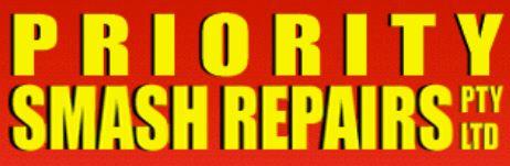 Priority Smash Repairs Logo